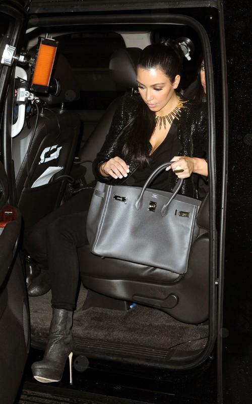 Fashion\u0026amp;Passion: Kim Kardashian \u0026amp; her Birkins