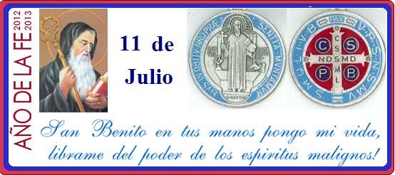 11 julio: