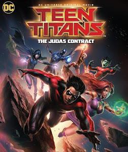 Teen Titans: The Judas Contract Poster