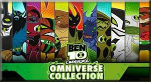 Jogo do Ben10: Coleção Omniverse