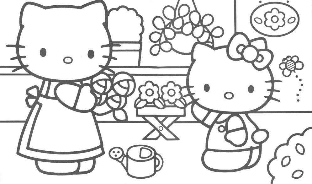 Hello Kitty Drawings. is drawings of hello kitty