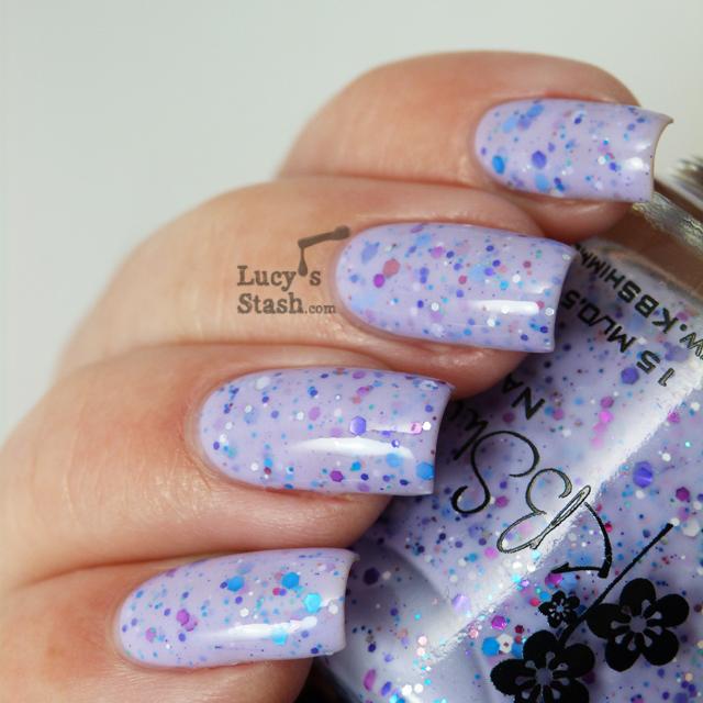 Lucy's Stash - KBShimmer Iris My Case
