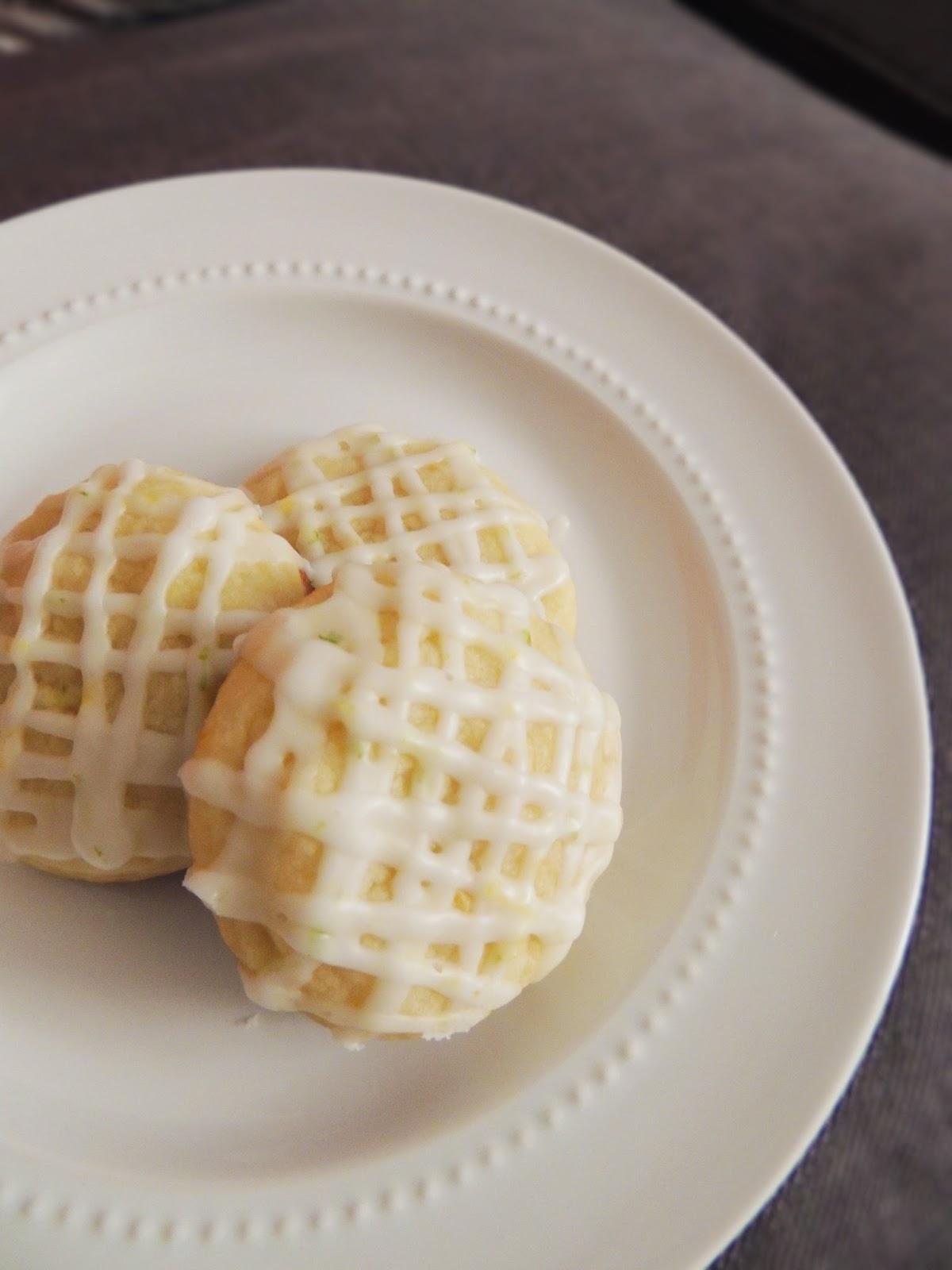 Sunflour Cottage Creations: Summer Citrus Butter Cookies