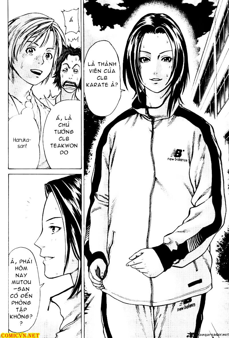 Karate Shoukoushi Kohinata Minoru chap 9 Trang 8