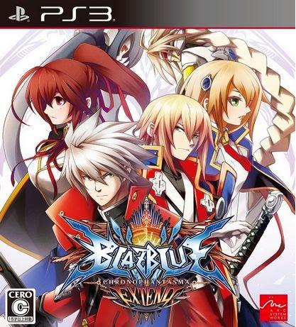[PS3][ブレイブルー クロノファンタズマ エクステンド] ISO (JPN) Download