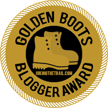 Golden Boots Blogging Award Nomination