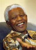NELSON MANDELA (18-7-1918) Primer president de raça negre a Sudafrica esn l'any 1994.