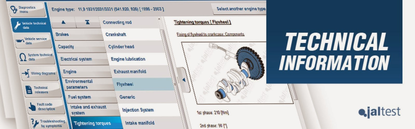 Jaltest Info Software Technical Data Or Encyclopedia For Comercial Haldex Abs Trailer Wiring Diagrams And Connections Including Ebs Edc Transmission Retarder Etc Descriptions Of Components Test