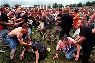 Slipknot+Mosh+Pit+Death