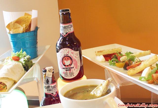 Toastina Cafe & Bar, Sheraton Imperial Hotel, Kuala Lumpur, Craft Beer, premium wine pairing