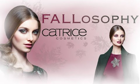 Catrice FALLosophy Fall 2015 Collection