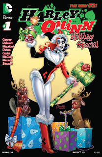 Cover of Harley Quinn Holiday Special #1 from DC Comics
