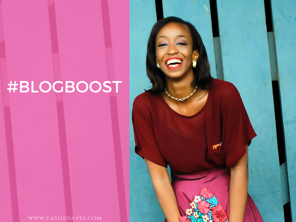Boost Your Blog!