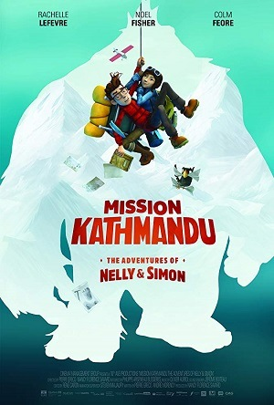Mission Kathmandu: The Adventures of Nelly e Simon Web-dl Baixar torrent download capa