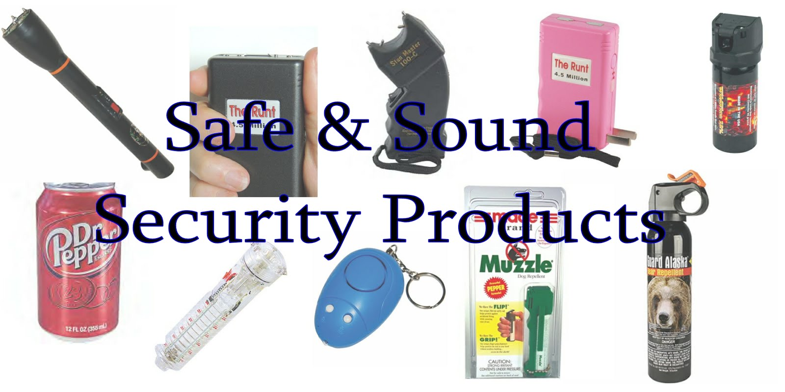 Safe & Sound Security Products
