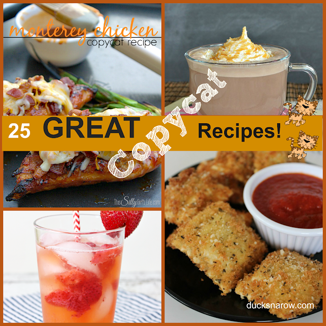 copycat recipes, restaurant food;