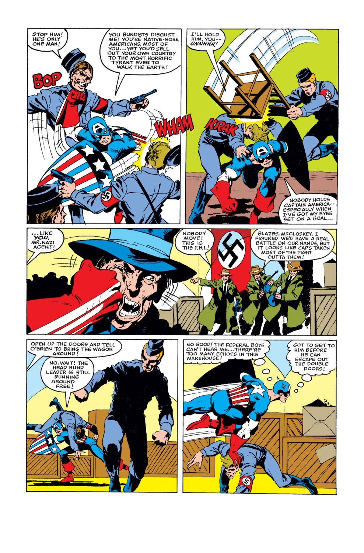 Captain America (1968) Issue #255 #170 - English 15