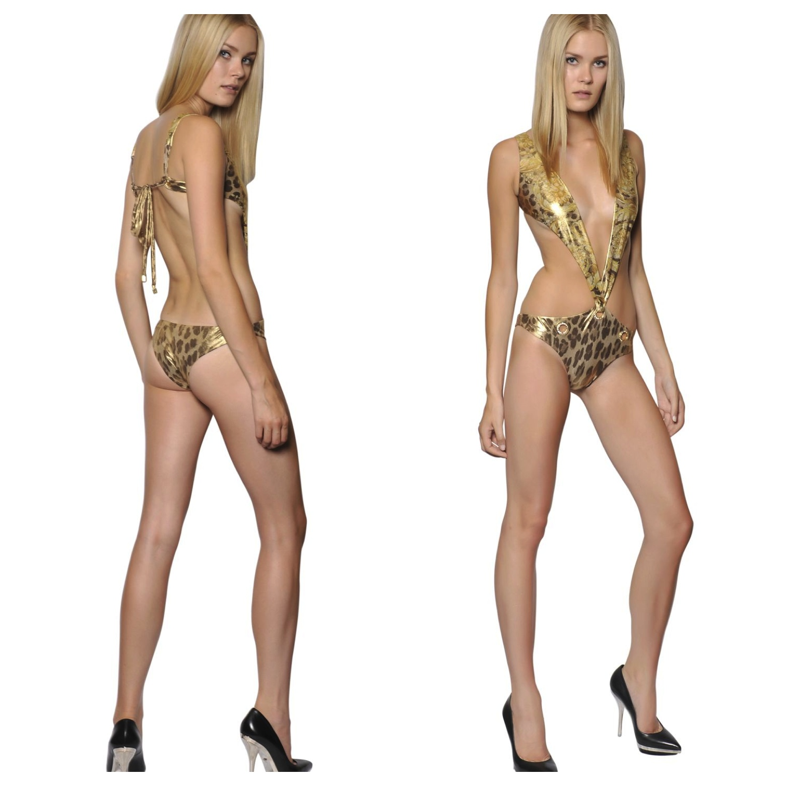 Versace Leopard Print Monokini | Fail or Success?