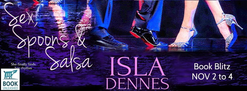 Sex, Spoons & Salsa Book Blitz