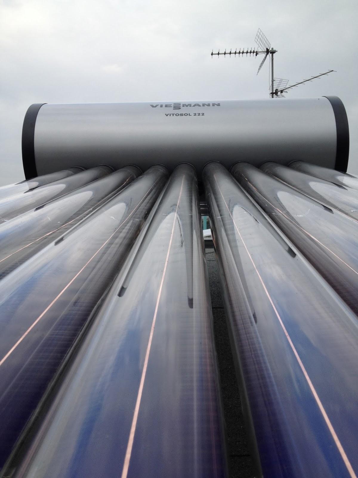 Pannello Solare Per Vw California : Novità il pannello solare per l acqua calda non