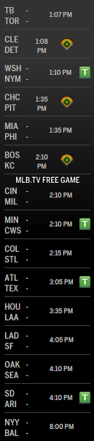 MLB 14-09-14