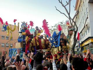 Cabalgata de Reyes de Triana - Sevilla 2012 - 08