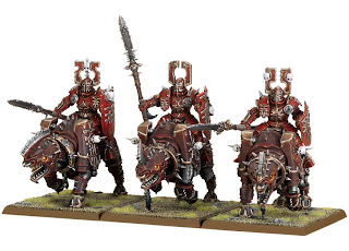 Skullcrushers of Khorne Warriors of Chaos