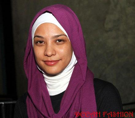Gaya Jilbab Rachel Maryam Hoodie Chic