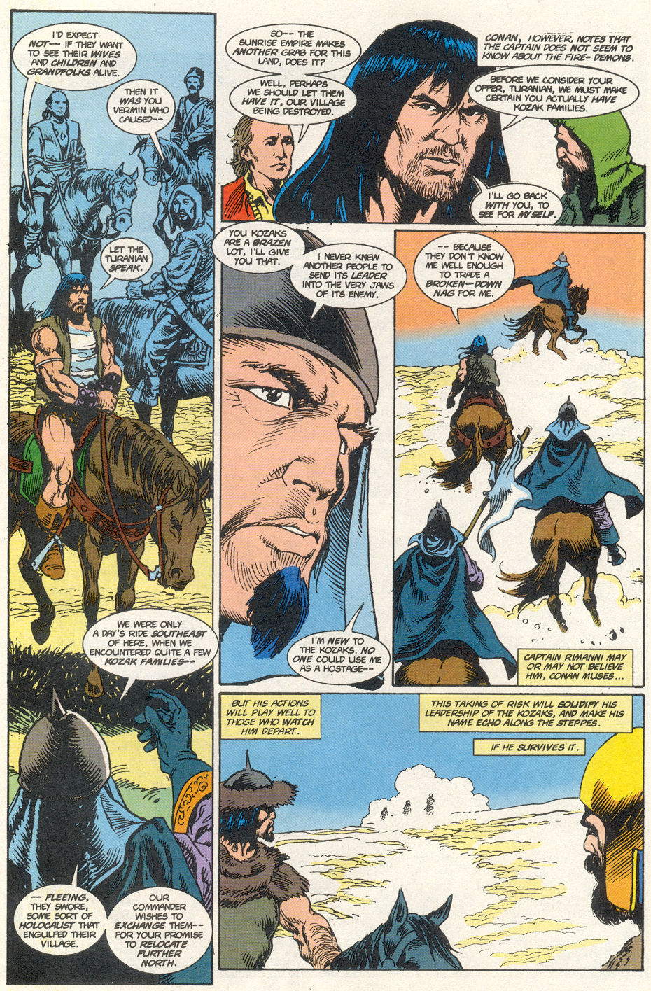 Conan the Barbarian (1970) Issue #275 #287 - English 36