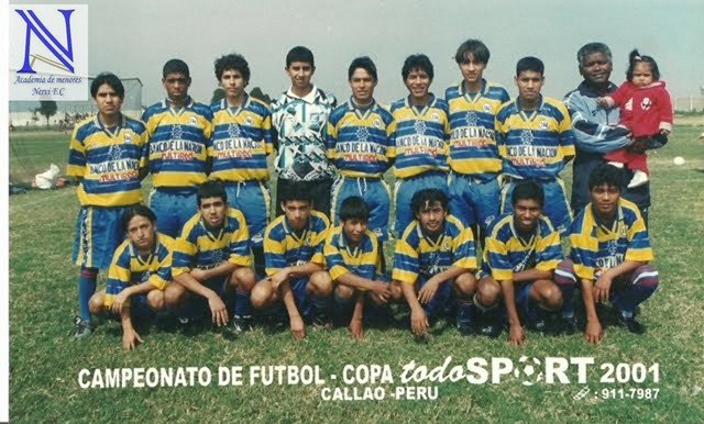 CAMPEONATO COPA TODO SPORT 2001