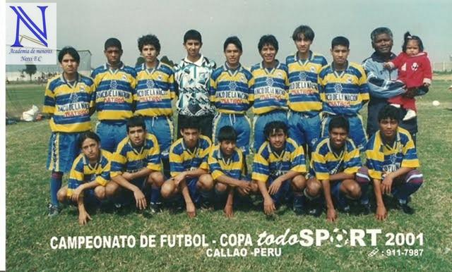 CAMPEONATO COPA TODO SPORT 2001