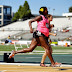 Atlet Hamil 8 Bulan Sertai Acara Larian 800 Meter