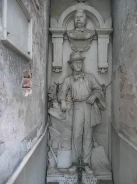 Makam Recoleta
