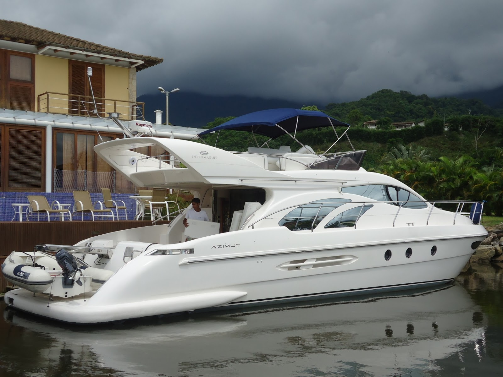Intermarine Azimut 520 Full,Ano 2008