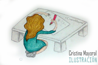 Las ilustraciones de este blog son creación de Cristina Mayoral