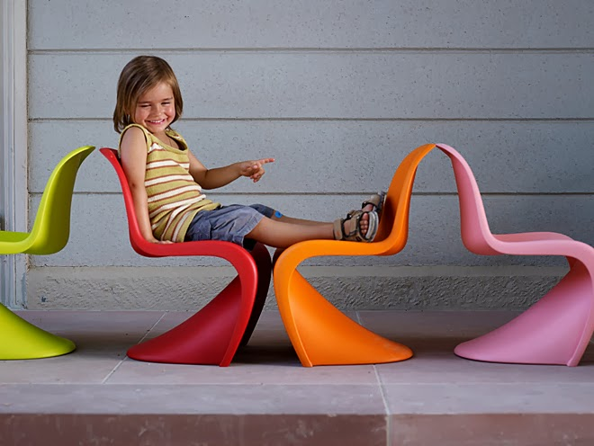 Panton Chair by Verner Panton