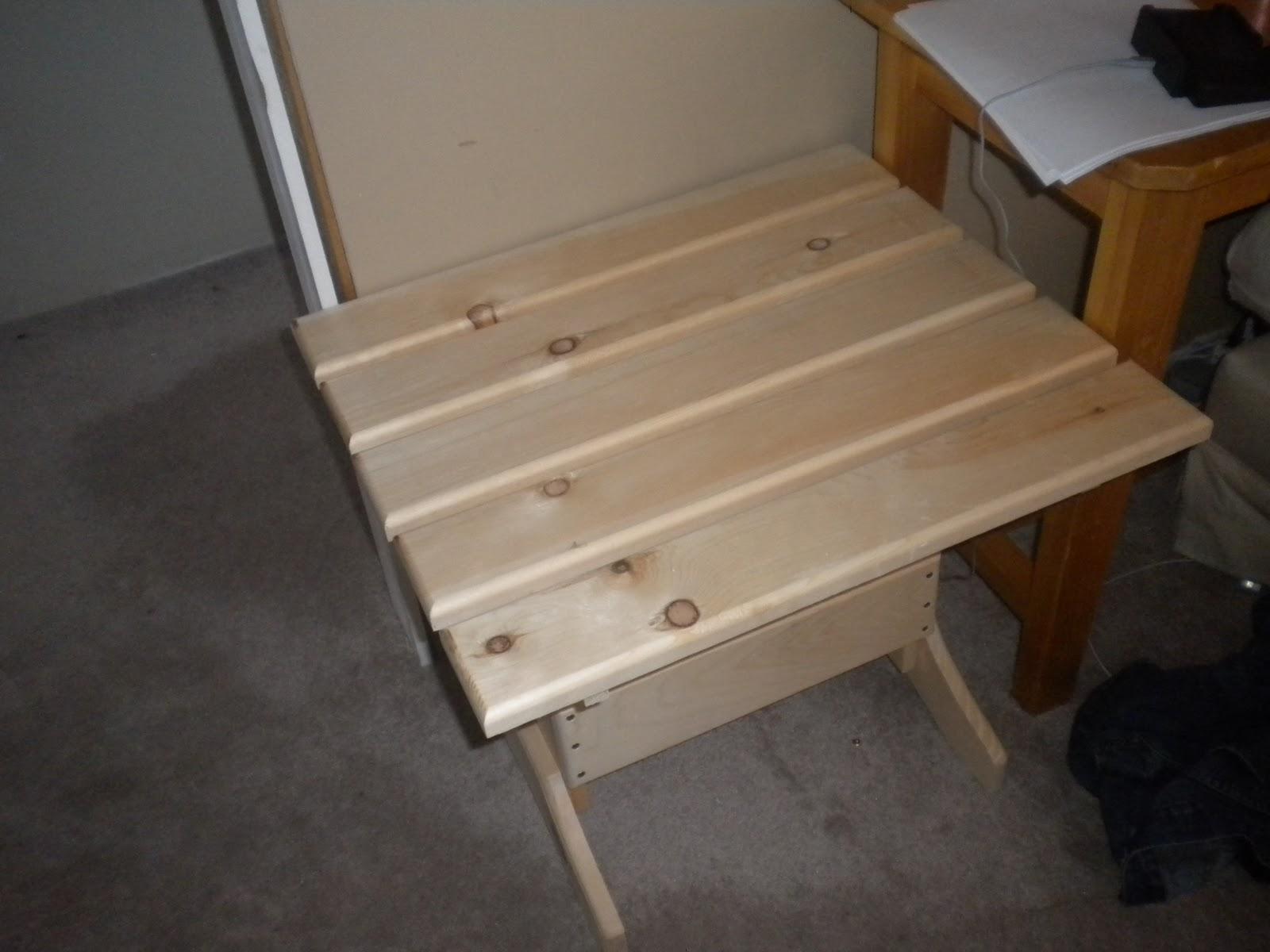 Log Furniture Woodworking Plans