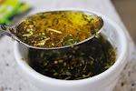 Ziołowy sos do sałatki