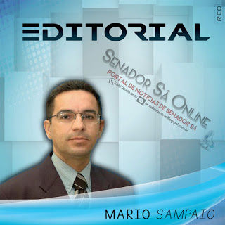 EDITORIAL COM MARIO SAMPAIO