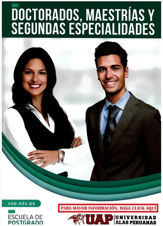UNIVERSAIDAD ALAS PERUANAS - UAP