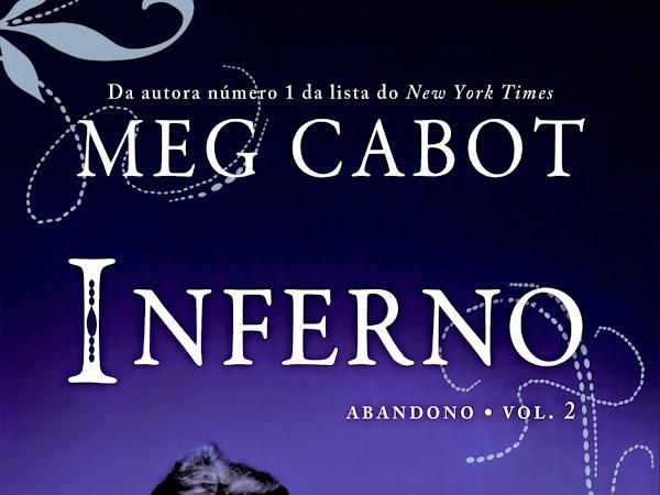 Resenha #109 - Inferno - Meg Cabot - Galera Record