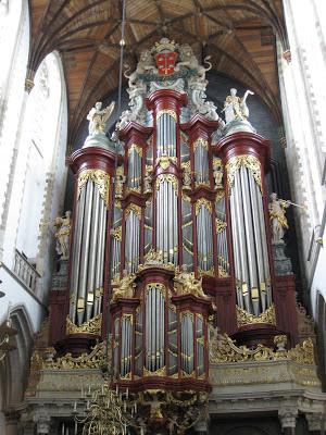 haarlem grote kerk organ