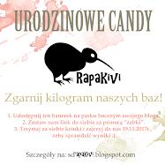 Candy w Rapakivi