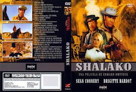 Carátula de la película Shalako 1968
