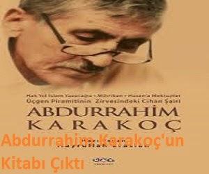 Abdurrahim Karakoç'un Kitabı