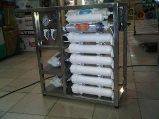 Siap Instalasi Mesin RO!