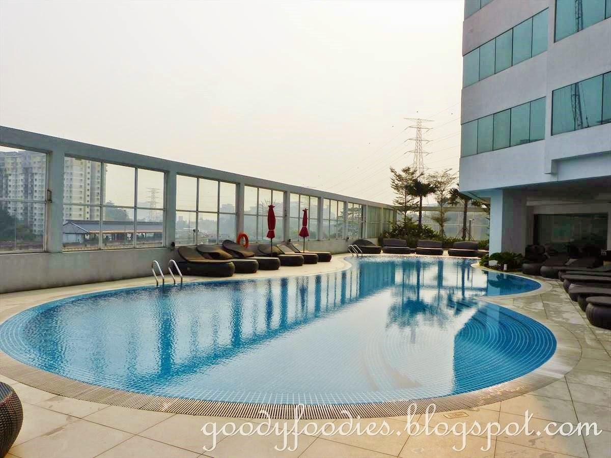 Goodyfoodies Hotel Review Pullman Kuala Lumpur Bangsar Malaysia