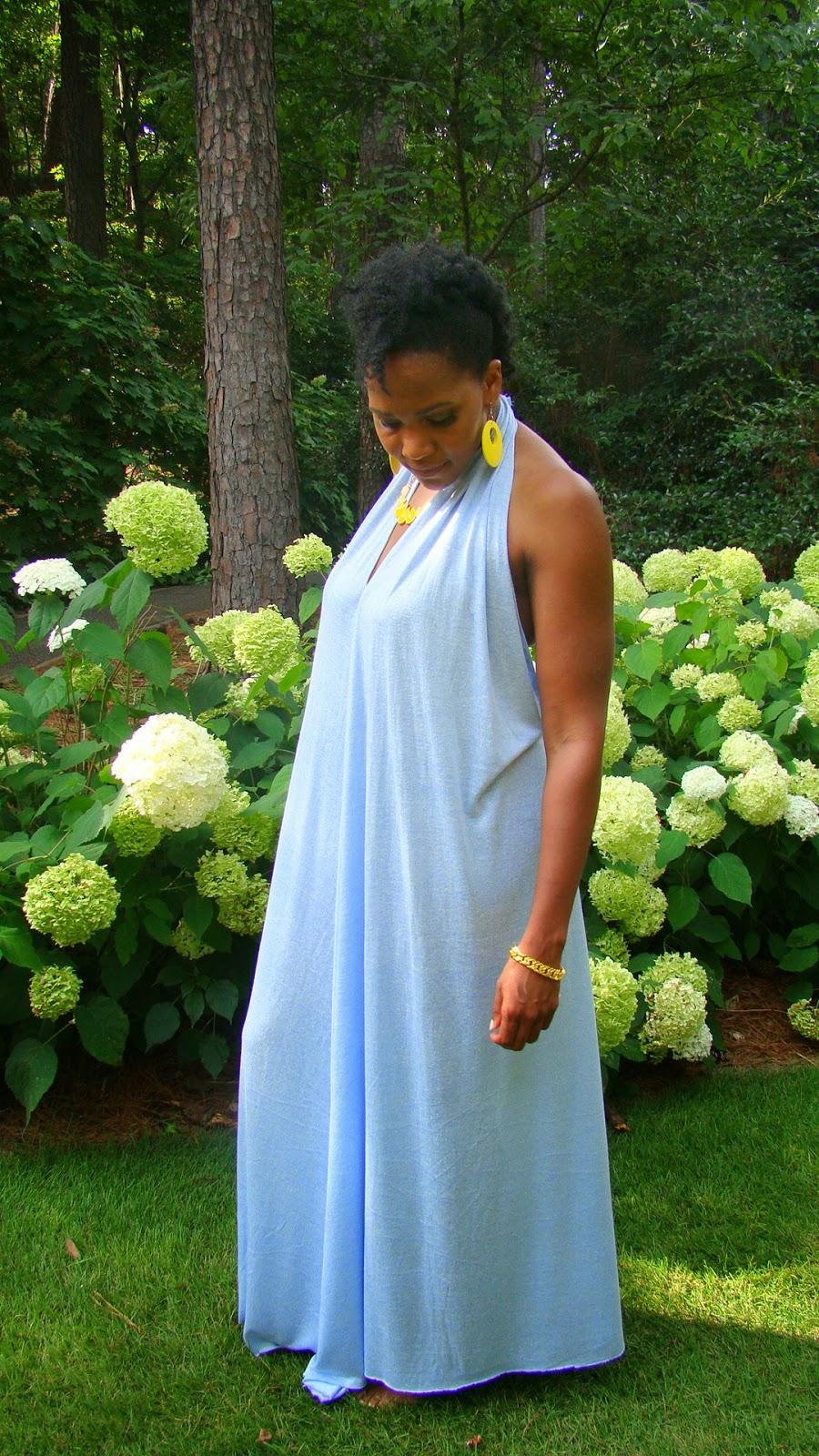 Goddess Dress !
