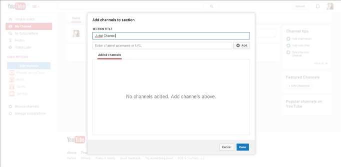 Cara Membuat Channel YouTube 4