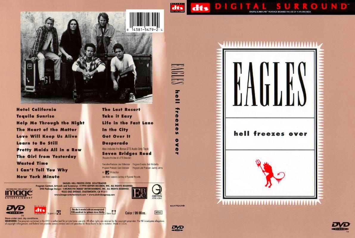 Rock Clásico: Eagles Hell Freezes Over [DVD-9]